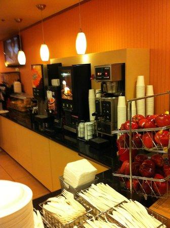 The Hotel at Times Square : Sala desayunos