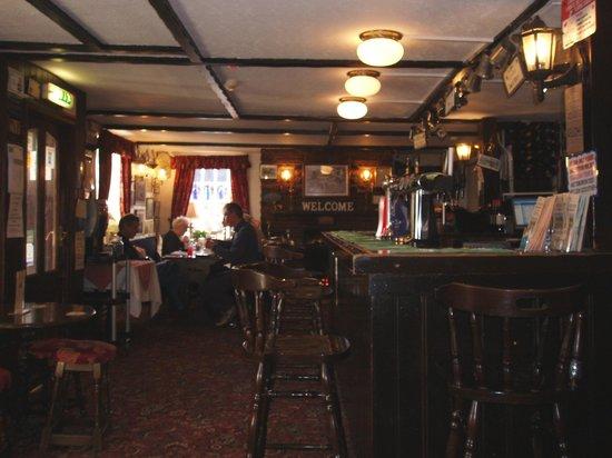 Bay Horse Inn: The bar