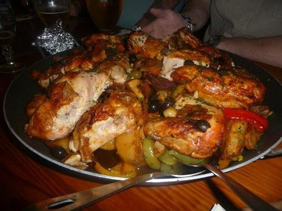 The Westbury Tavern: CROATION ROAST TO DIE FOR !!!!!!