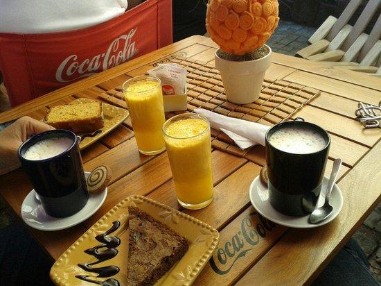 Ganache Cafe & Pastelería: Interesante lugar. Muy rico y la atención excelente.  No dejen de pasar.