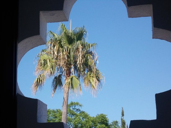Globales Cortijo Blanco Hotel: Nice view to wake up too