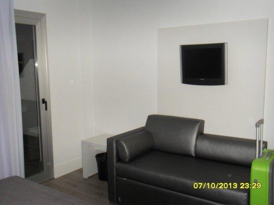 Hotel Astoria Playa Only Adults: Sofa