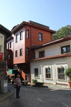 Rose Garden Suites Istanbul : Rose Garden Suites