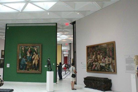 Museo de Arte de Ponce: Interior