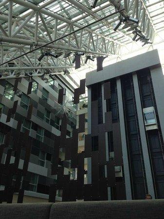 Oryx Rotana Doha: Hotel view