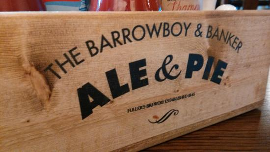 The Barrow Boy and Banker: Photo of Barrow Boy and Banker taken with TripAdvisor City Guides