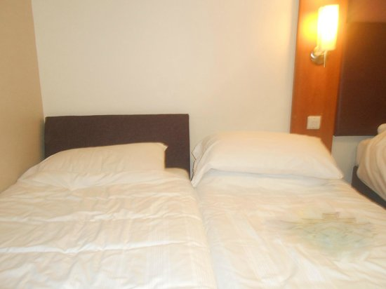 Chambre picture of premier inn london beckton hotel for Chambre london
