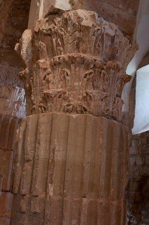 Tricio, Испания: Columna romana