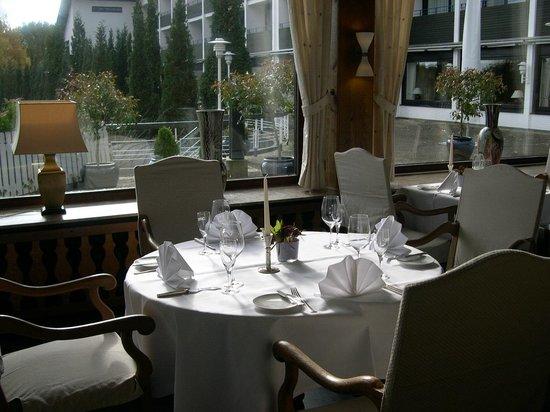 Best Western Premier Seehotel Krautkrämer: Restaurant