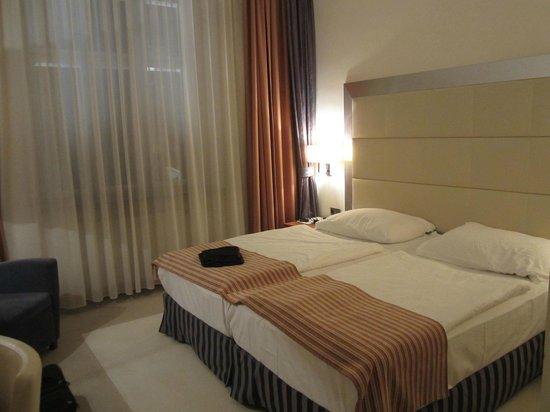 Design Merrion Hotel: chambre