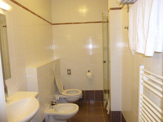 Hotel Voyage: ванная комната