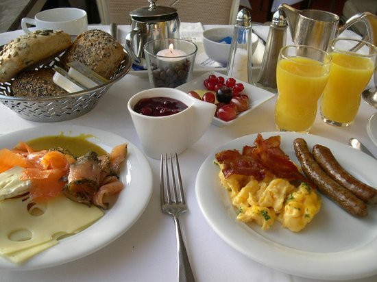 Best Western Premier Seehotel Krautkrämer: Frühstück