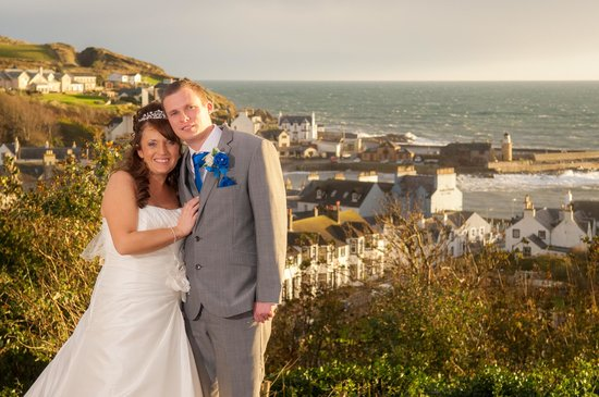 The Waterfront Hotel: Our Wedding Day