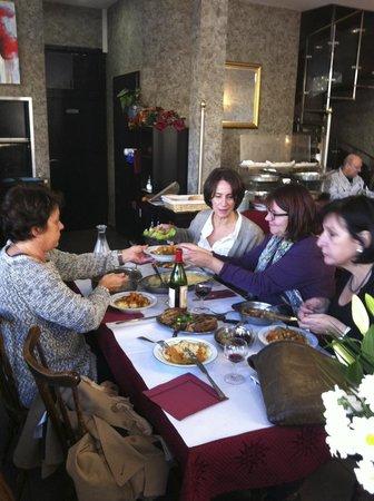 Grand Restaurant du Soleil chez Kadded