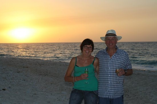 Wilson Island: Sun Downers