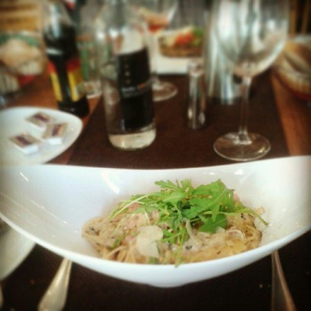 Tosca Restaurant: Carbonara