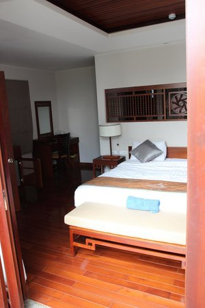 Hoi An Silk Marina Resort & Spa: Bedroom