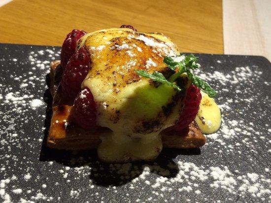 restaurant Mil921: Dulce del dia