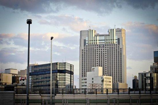 Swissotel Nankai Osaka: View of the hotel