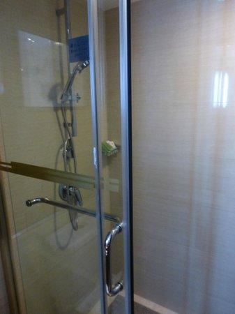Landmark Canton Hotel : la douche