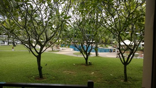 Katathani Phuket Beach Resort: chambre deluxe naka dans la bhuri wing