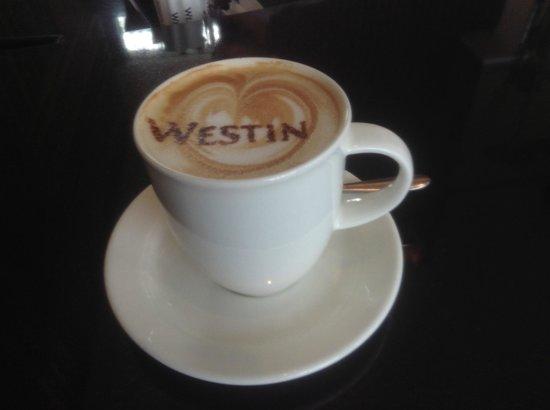 Westin Gurgaon, New Delhi: coffee