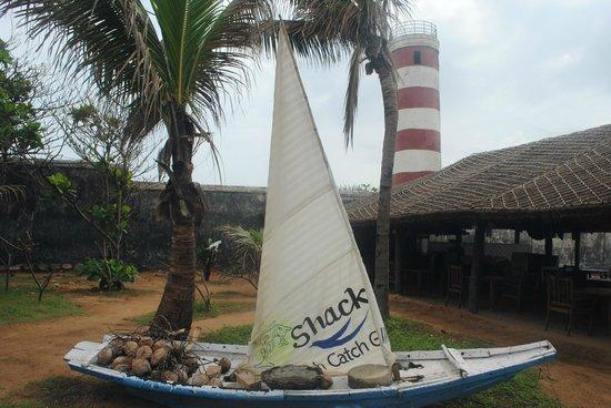The Park Visakhapatnam: The Shack