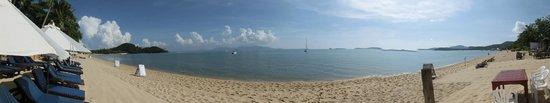 Lawana Resort: Meer
