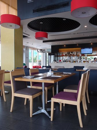 Ibis Saigon South Hotel: restaurant