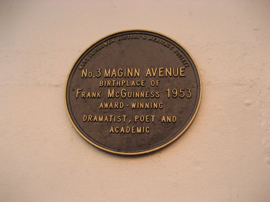 ‪Frank McGuinness Birthplace‬