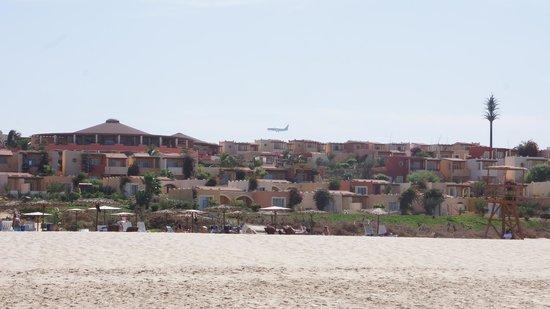 Royal Decameron Boa Vista : zicht vanop het strand