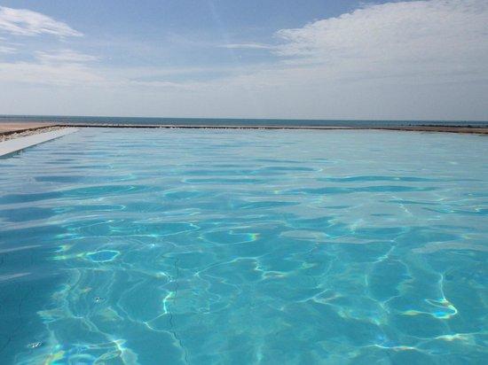 Villa Nalinnadda : The beautiful infinity pool...