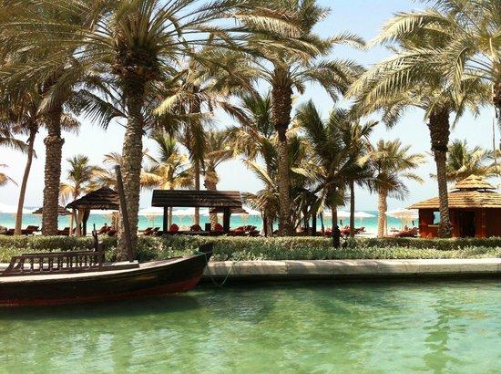 Jumeirah Al Qasr at Madinat Jumeirah: vu sur la plage