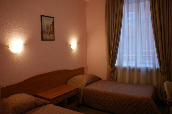 Maxima Zarya Hotel: Номер