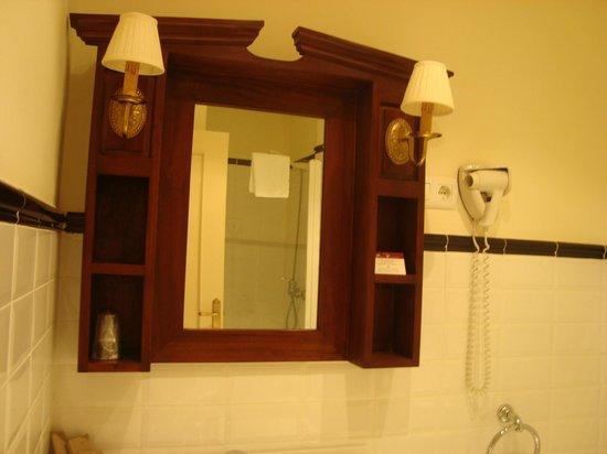 Hotel Parque Cabaneros: Hab 408 (individual)
