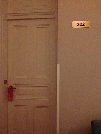 Klarov: Hotel Interior