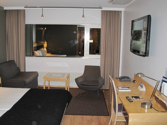 Gothia Towers : Room