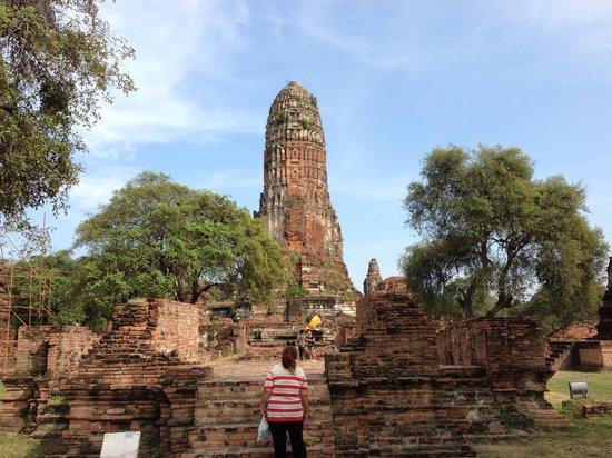 Wat Phra Ram : 01