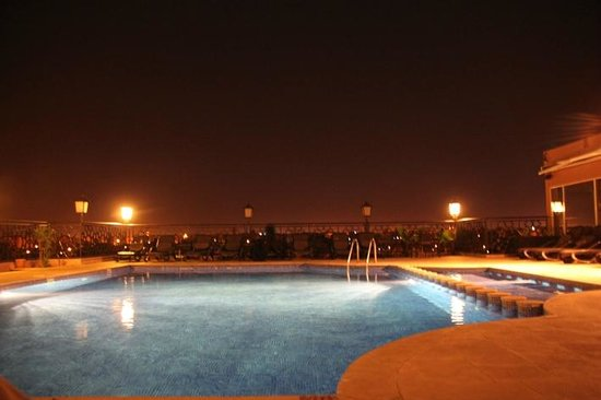 Imperial Plaza Hotel: Piscine