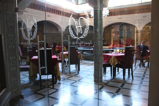Imperial Plaza Hotel : Le restaurant