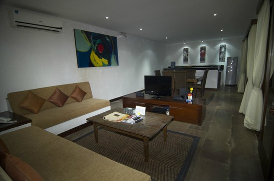 Danoya Villa - Private Luxury Residences: Living room and Dining room