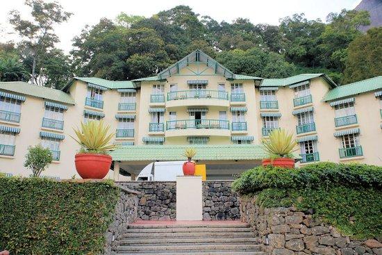 Club Mahindra Munnar: Hotel view