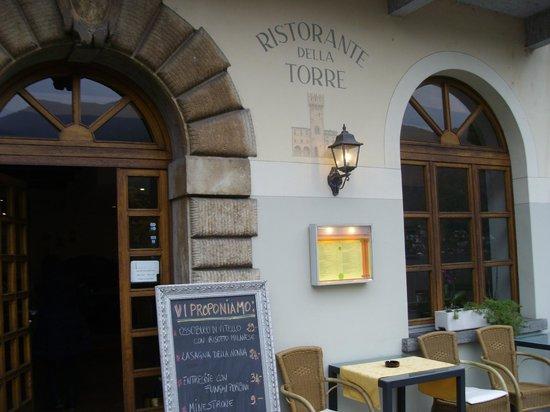 Terrazza sul lago - Picture of Ristorante della Torre, Morcote ...