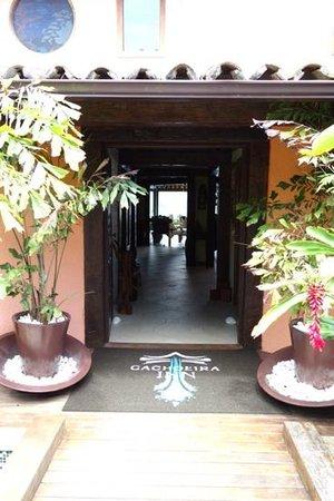 Cachoeira Inn: Entrance