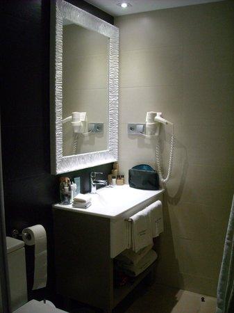 Musik Boutique Hotel: elke dag nieuwe shampoo ed