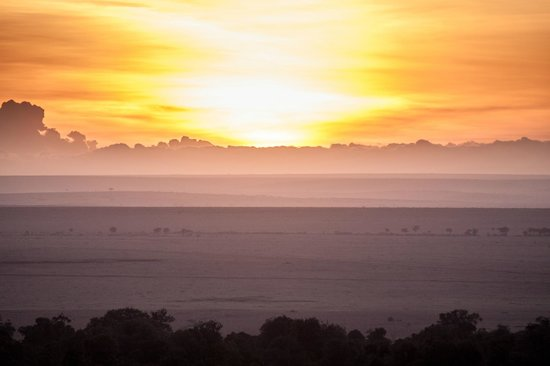 Governors' Balloon Safaris: Sunrise