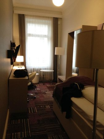 Ibis Styles Stockholm Odenplan: View of room (2)