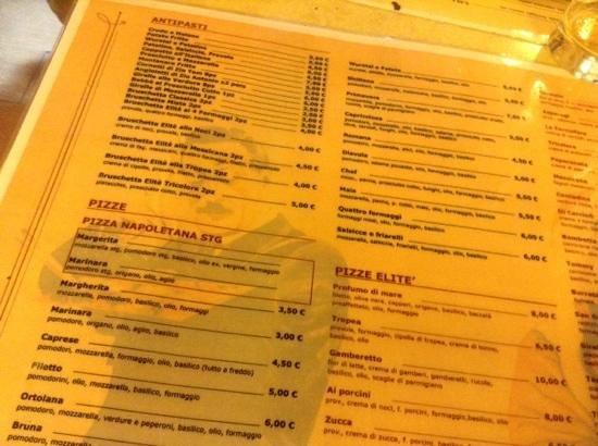 San Gennaro Pizzerie: pizza eccezionale prezzi ottimi