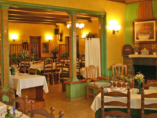 Hostal Cal Jaumet : Restaurant Hostal Jaumet