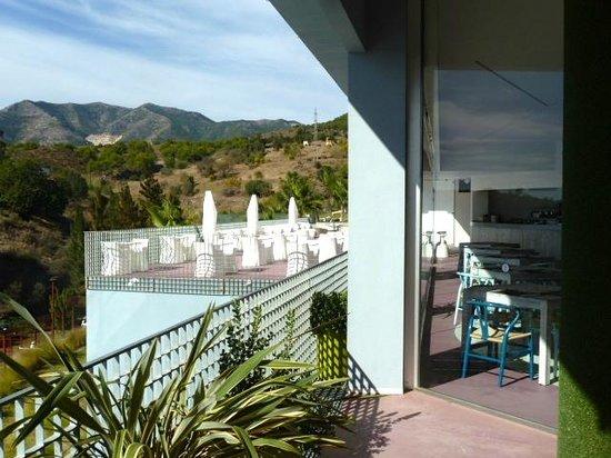 DoubleTree by Hilton Hotel Resort & Spa Reserva del Higueron: Breakfast Area